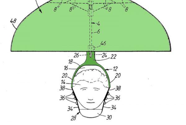 hoofdparaplu