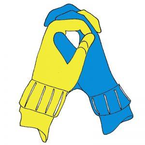 handschoen voor geliefden